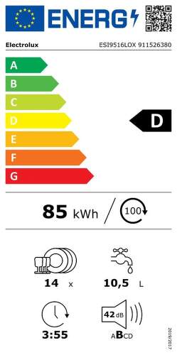 energetický štítek k ESI